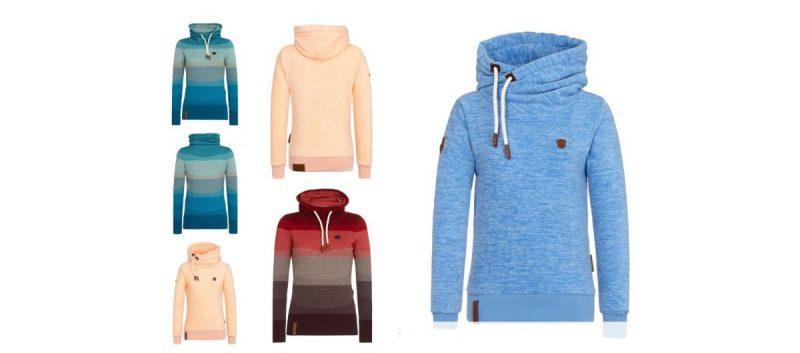 NEU eingetroffen - Sweater & Pullis von Naketano