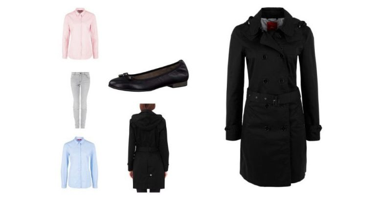 Trench ist Trend_Shop the Look