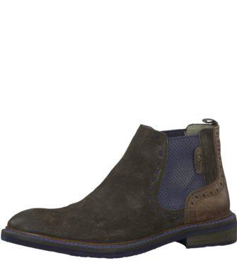 S.Oliver Chelsea Boots aus Leder