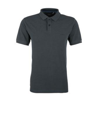 S.Oliver Poloshirt aus Baumwollpiqué