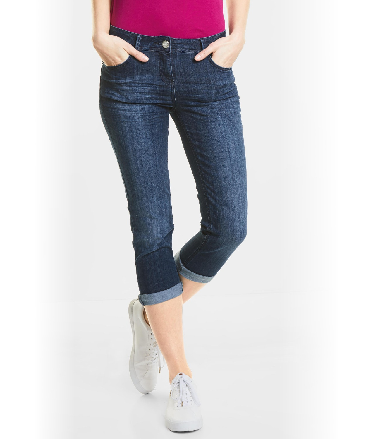 940aa74bd3219 CECIL Slim Fit 7/8 Jeans Toronto bei Peppys kaufen - Click and Reserve