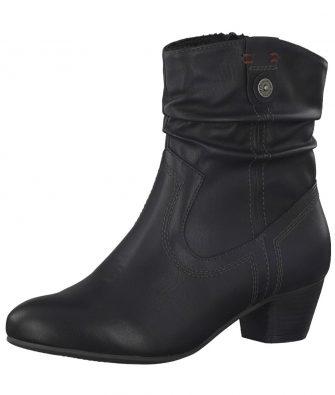 S.Oliver Cowboy Boots in Lederoptik