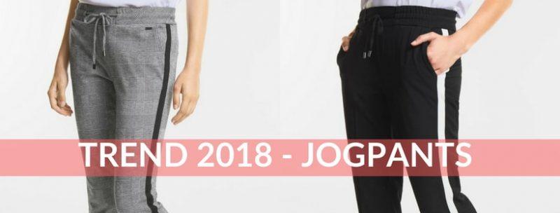 Trend 2018 - Jogpants