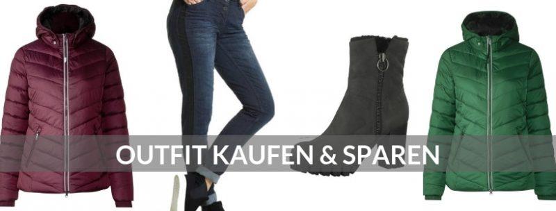 Outfit kaufen & bis zu 15 Euro sparen