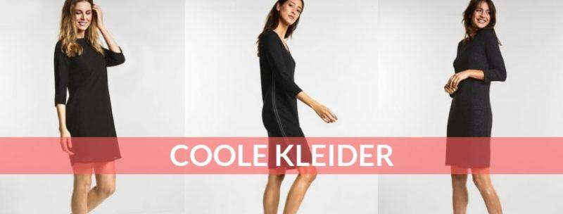 Coole Kleider - das Richtige für Party, Fest & Office