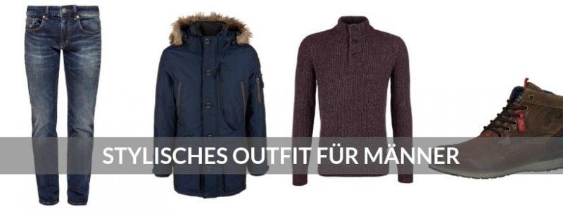 Stylisches Outfit für Männer
