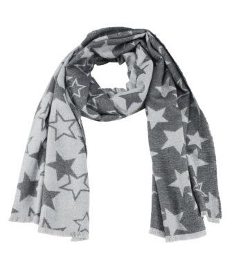 Cosy Schal mit Sternenprint von S.OLIVER