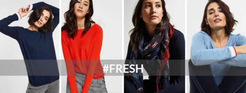 #fresh - neue Farben für Dich