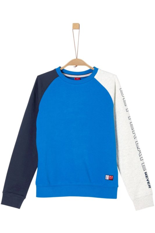 Colourblocking Sweatshirt von S.OLIVER