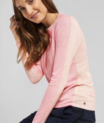 Softer Colourblock Pullover von CECIL