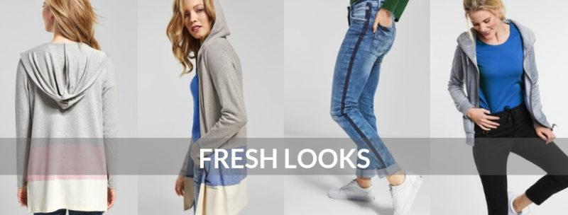 Fresh Looks - Neue Farben, leichte Stoffe