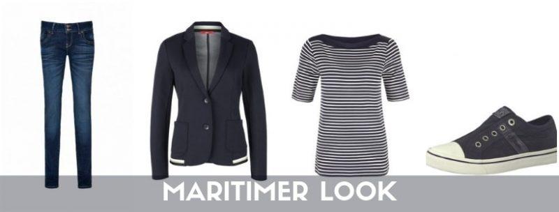 Maritimer Look - neu interpretiert