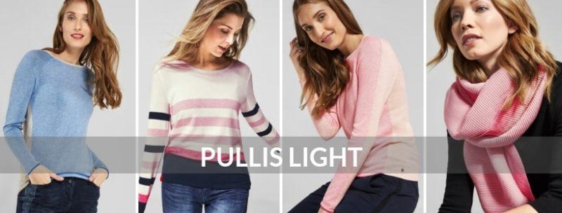 Pullover Light - Leichter Strick für Deinen Modefrühling