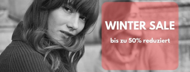 Bis zu 50% Rabatt im Winter-Sale