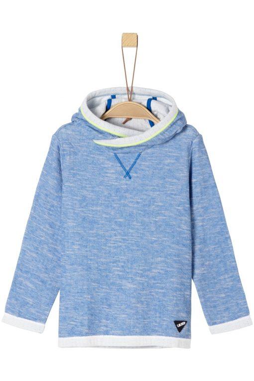 Kapuzensweater in Doubleface Qualität von S.OLIVER
