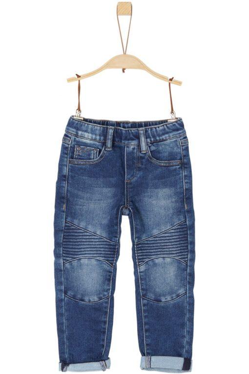 Jogg Style Jeans im Bikerlook von S.OLIVER