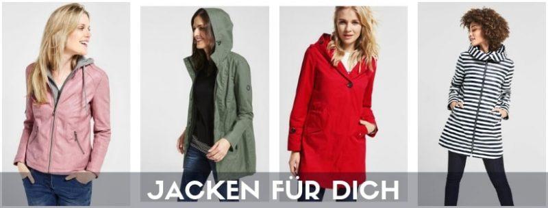 Neue Jacken für Deinen Modefrühling