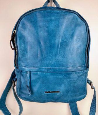 Backpack aus Vintage Leder von FREDsBRUDER