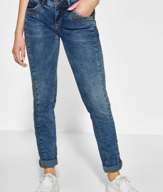 Casual Fit Denim Crissi von STREET ONE