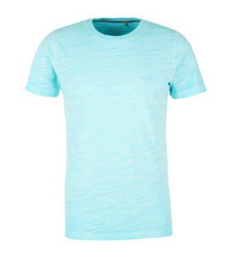 T-Shirt mit Garment Dye Wascheffekt von S.OLIVER