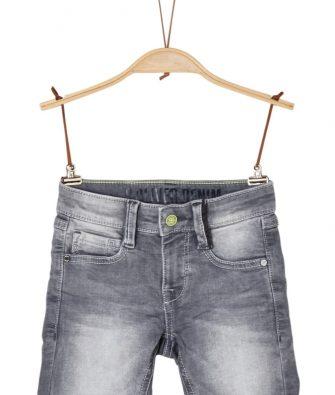 Jeansbermuda Brad in cooler Waschung von S.OLIVER