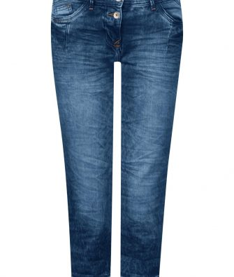 Sportive 3/4 Denim Scarlett in Used Blue