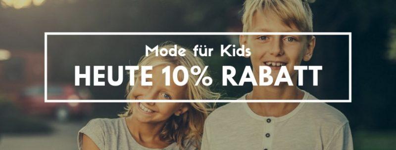 Kindertag in Schlebusch - 10% Rabatt auf Mode für Kids