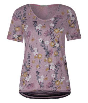 Shirt mit Flowerprint von CECIL