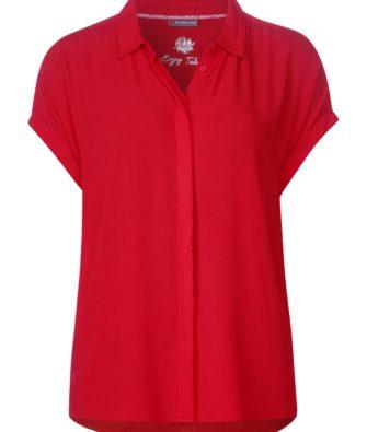 Shirtbluse in Crinkle-Optik von STREET ONE