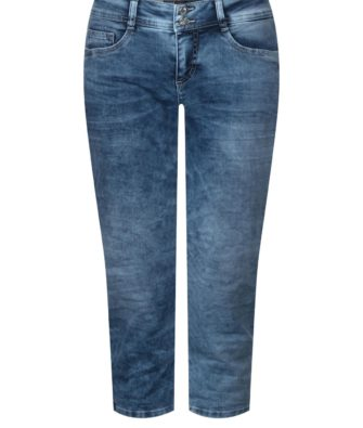 STREET ONE Jeans Crissi in 3/4 Länge