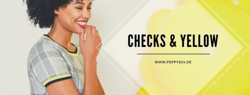 Checks and Yellow