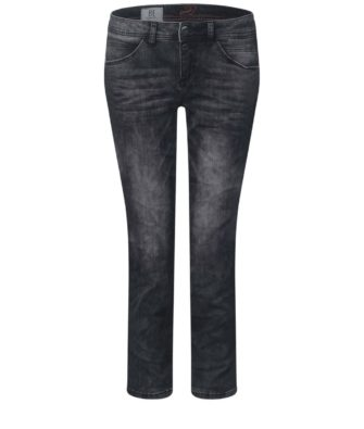 Casual Fit Denim Crissi in verkürzter Länge