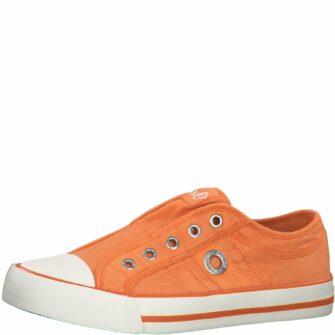 Slip-On Sneaker aus Canvas für Damen