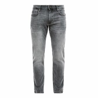 Regular Fit Jeans York in Grey Denim