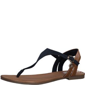 Sandale mit Kontrastdetails von S.OLIVER