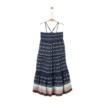 Mädchen-Kleid mit Mustermix von S.OLIVER