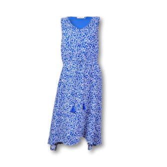 Kleid mit High-Low Saum von CECIL