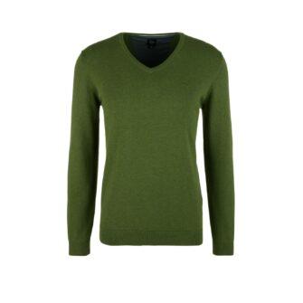 Basic Pullover mit V-Ausschnitt von S.OLIVER