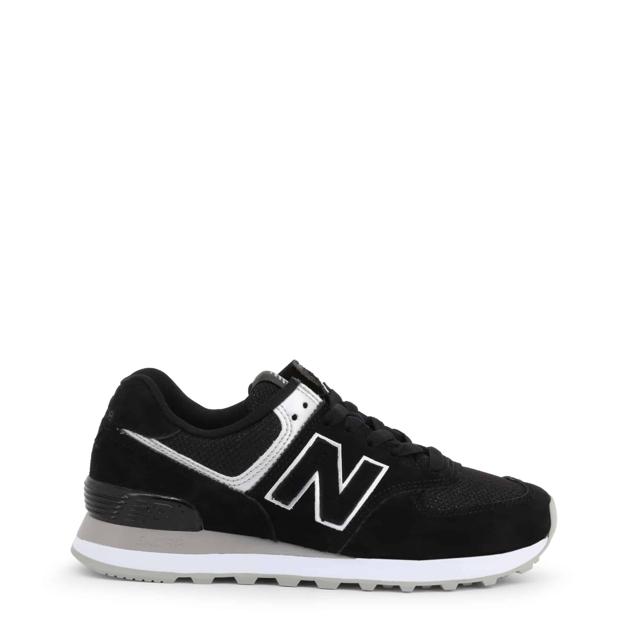 New Balance Damen Sneaker - WL574 - Schwarz