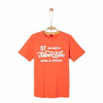 Jungen T-Shirt mit coolem Retro Print