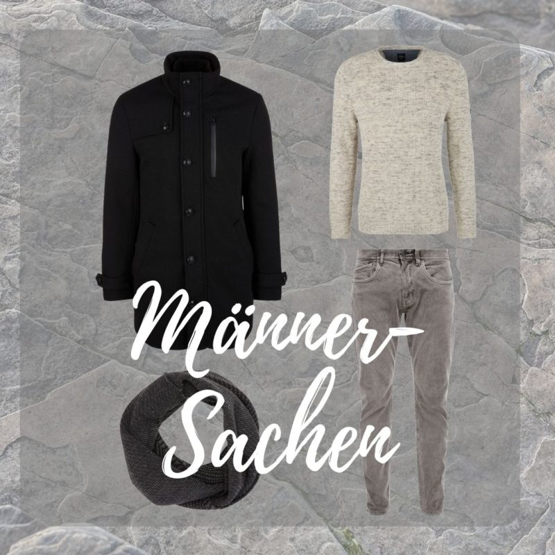 Mens Fashion - Mantel und mehr