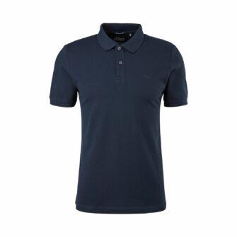 Poloshirt aus Baumwollpiquee