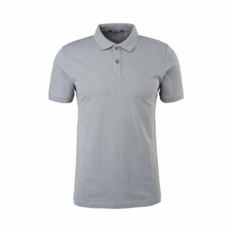 Poloshirt aus Baumwollpique