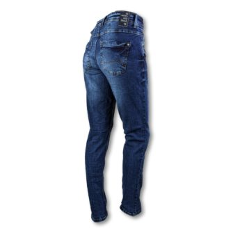 CECIL Jeans Scarlett in Mittelblau