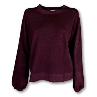 Softer Feinstrick Pullover in Uni Farben