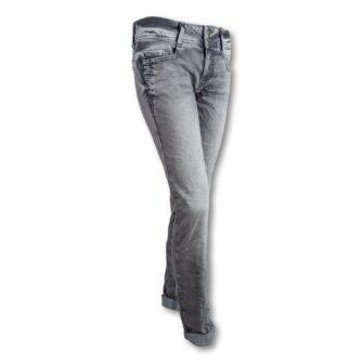 Graue Casual Fit Jeans Crissi von STREET ONE