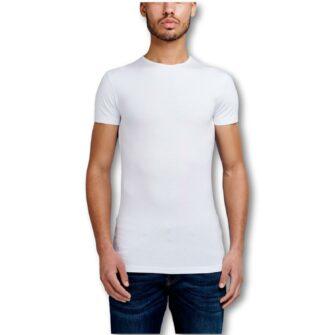 GARAGE Body Fit T-Shirt mit Rundhals-Ausschnitt