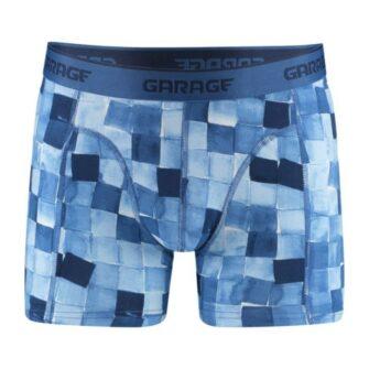 GARAGE Boxer Shorts gemustert
