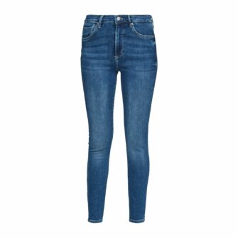 Skinny Jeans IZABELL in Blue Used Wash