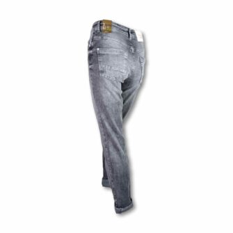 CECIL Jeans Toronto in Grey Denim